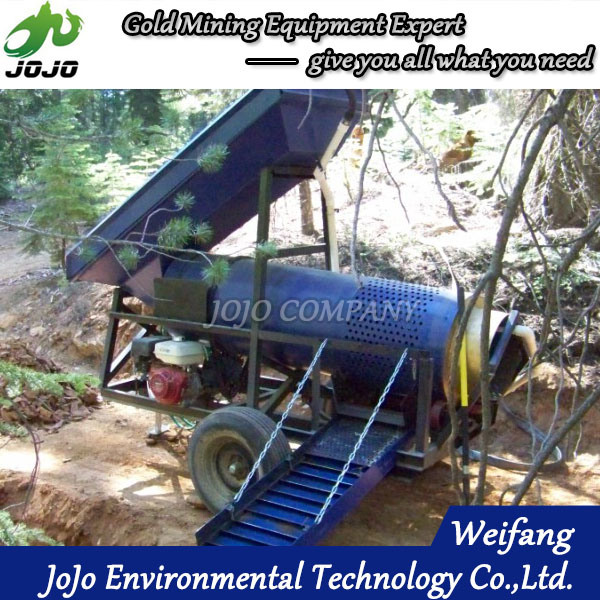 Mini Mining Equipment : China small scale gold mining machine for sale