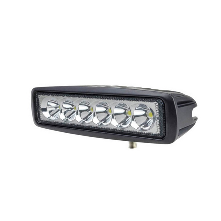 6 Inch LED Working Light Mini LED Bar 60W 6000k