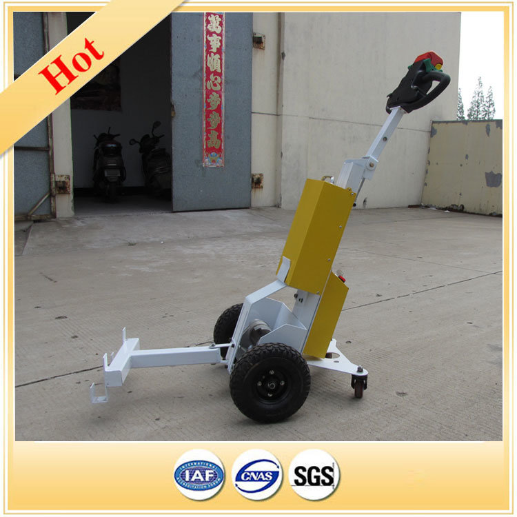 Electric Towing Tractor for Airport Cart Trolley