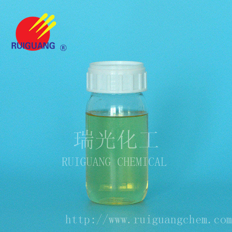 Super Low Formaldehydenon-Iron Finishing Resin Rg-220b