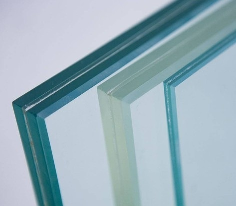 4mm~12mm Heat Strengthened Laminated Tempered Building Glass