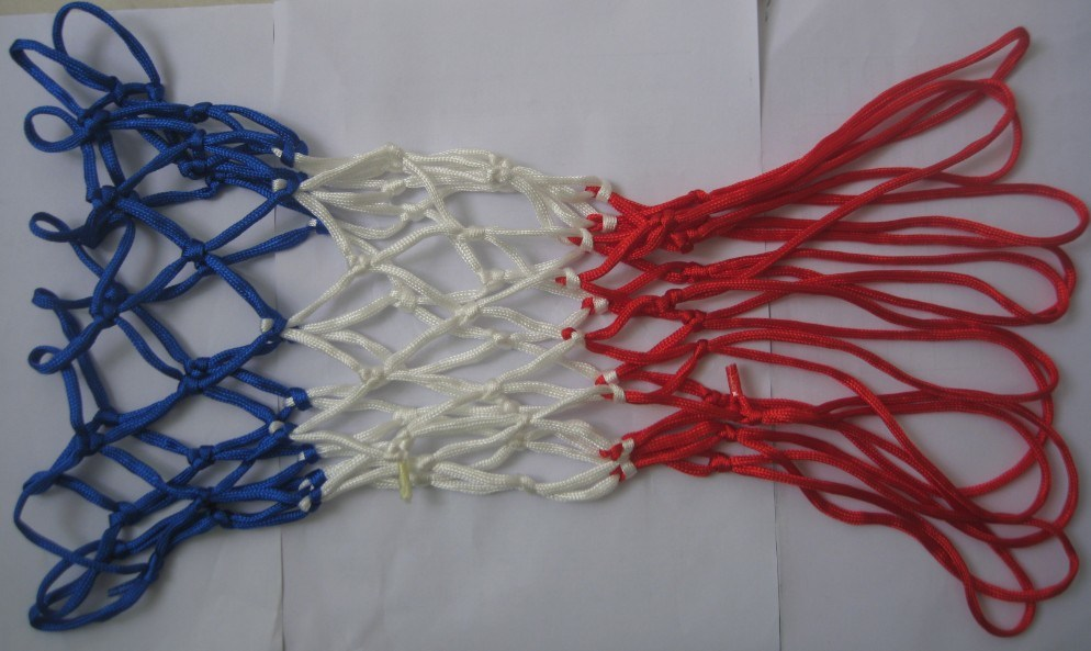 3 Color Basketball Rim Net (FSS B50)