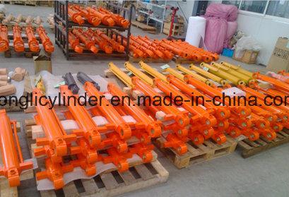 OEM Parts Dh300 Boom Cylinder/ Hydraulic Cylinder for Doosan Excavator