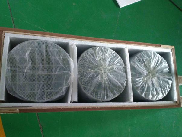Honeycomb Ceramic Diesel Particulate Filter