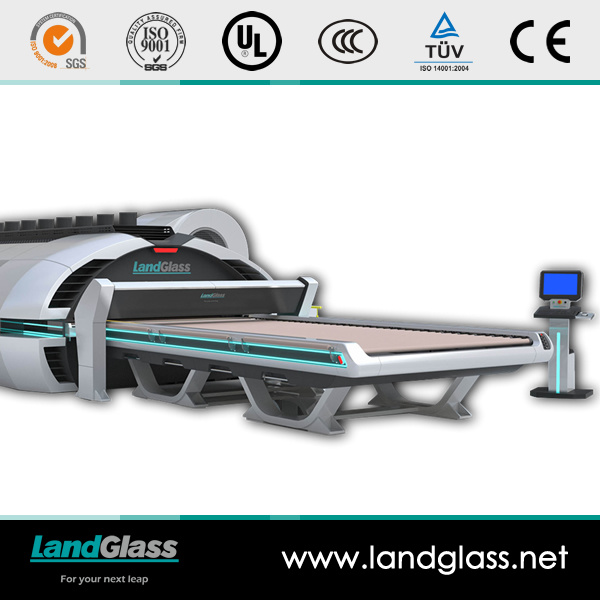 Landglass Horizontal Glass Tempering Machinery for Flat Glass