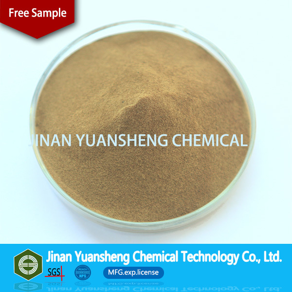 Calcium Lignosulfonate Animal Feed Binder/Fish Feed Binder Concrete Admixture