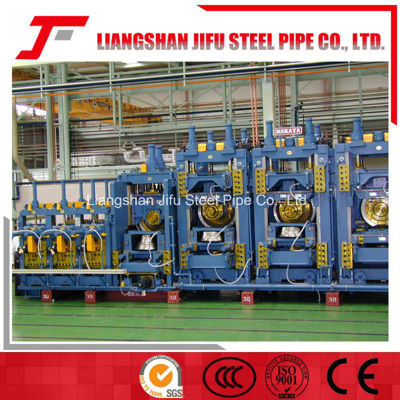 High Frequency Welded Tube Production Line