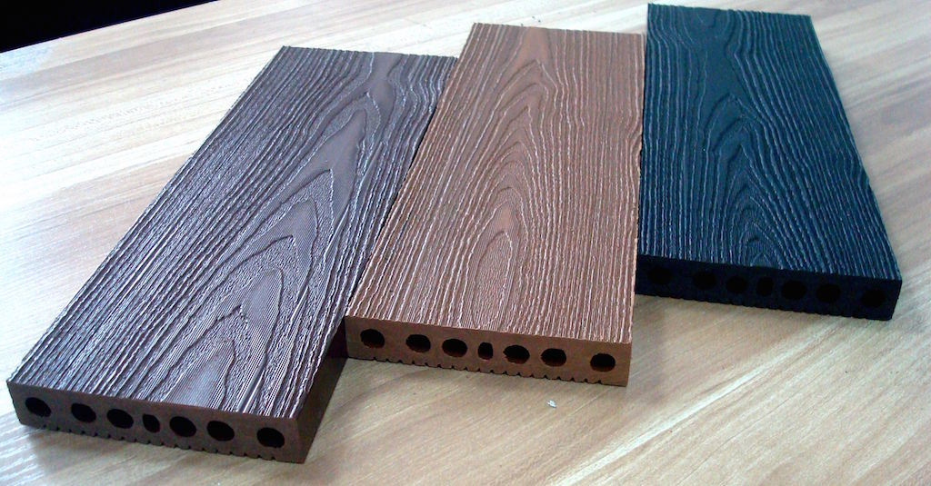 Hard Wood Grain Flooring