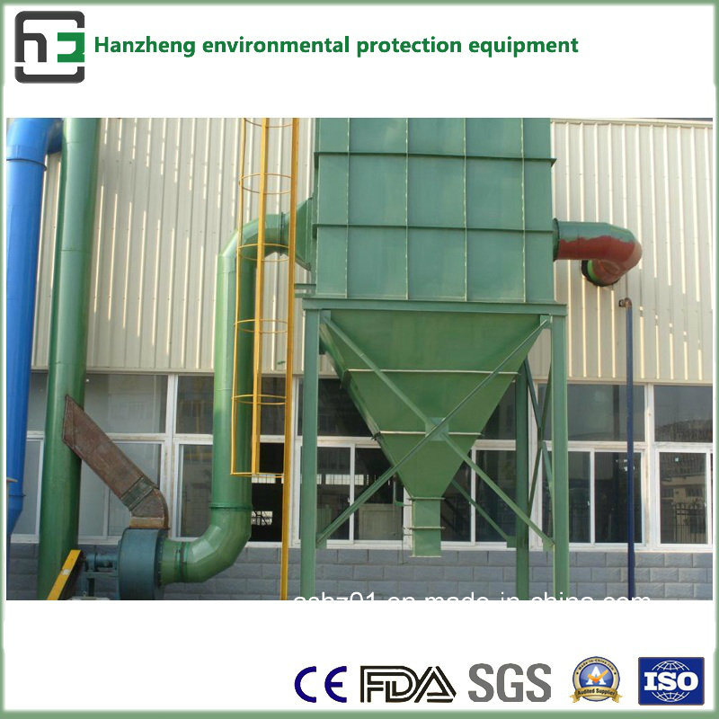 Side-Spraying Plus Bag-House Dust Collector-Industral Dust Collector