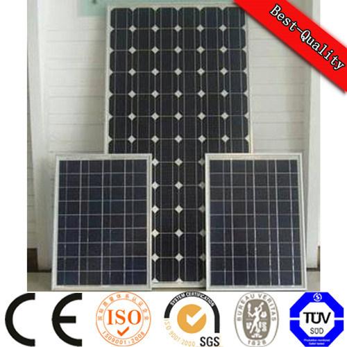 10-300W Mono/Poly Solar Cell Photovoltaic Solar Panel