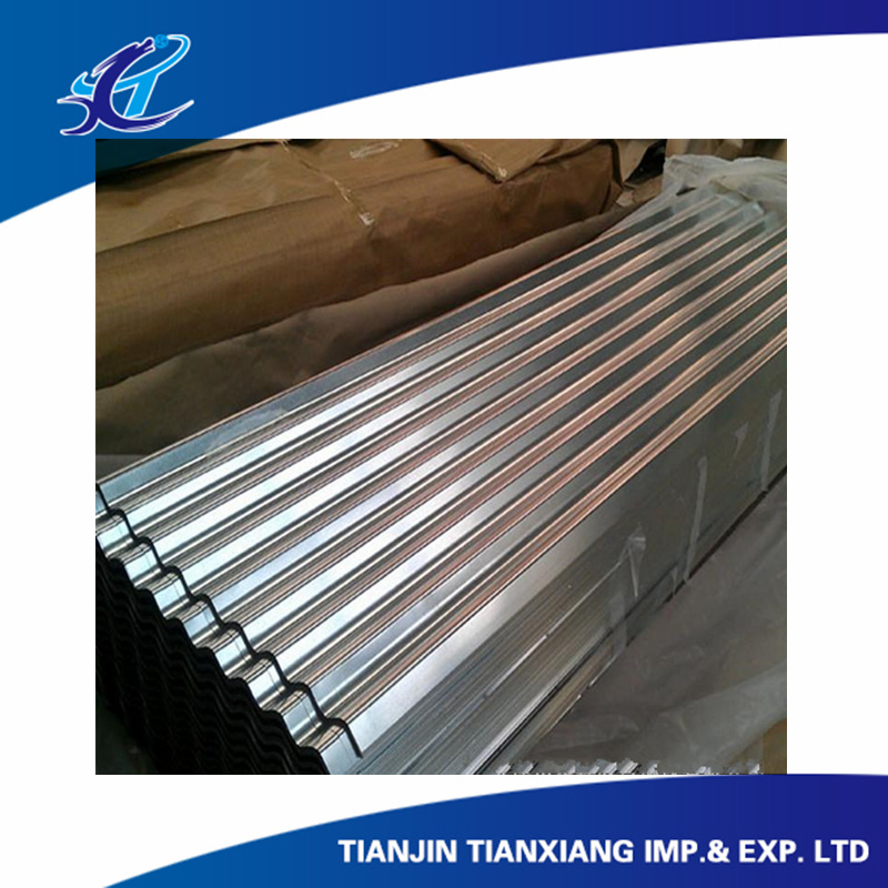 Color Coated Galvanized Steel Corrugated Roofing