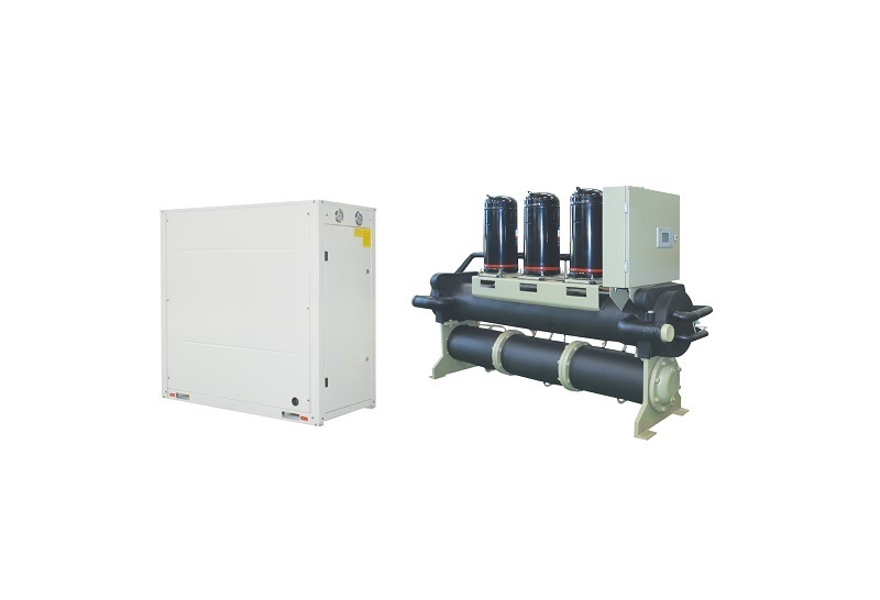 Environment Friendly Water Cooled Modular Scroll Water Chiller
