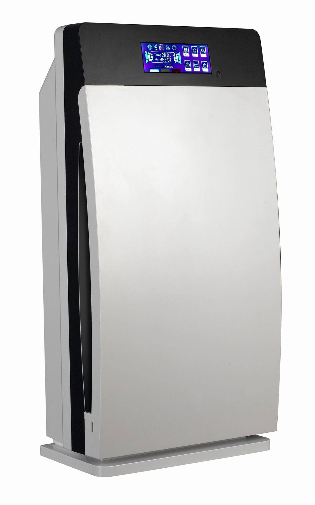 Floor HEPA Air Purifier With LCD Touch Screen GL-8138