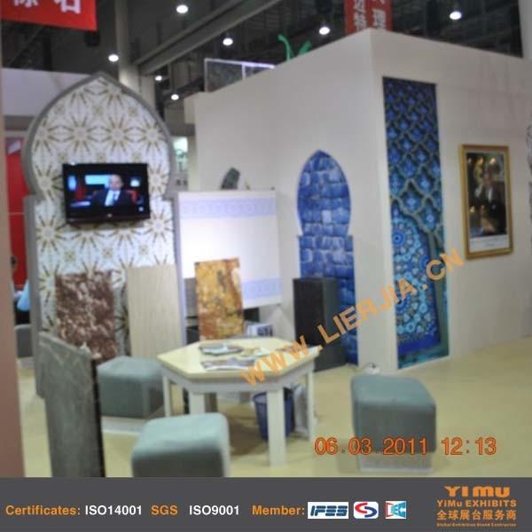 Hongkong Exhibition Standbuilder