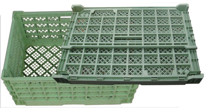 Plastic Mould for Collapsible Crate