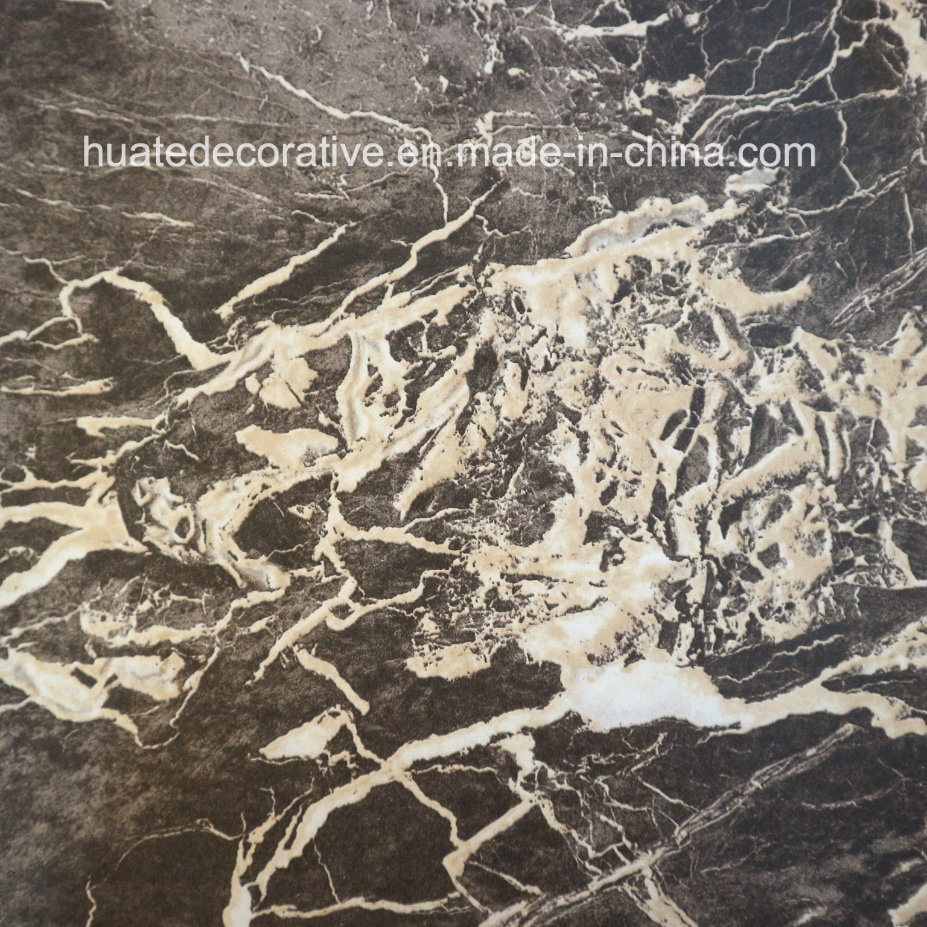 Decorative Printing Paper for MDF & Furniture with Marble Design