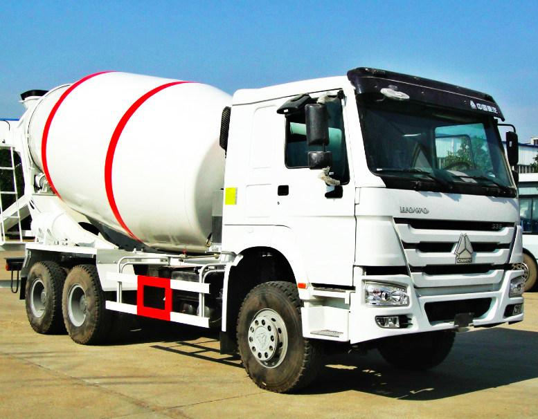 8- 12 M3 cement mixer truck / Concrete Mixer Truck