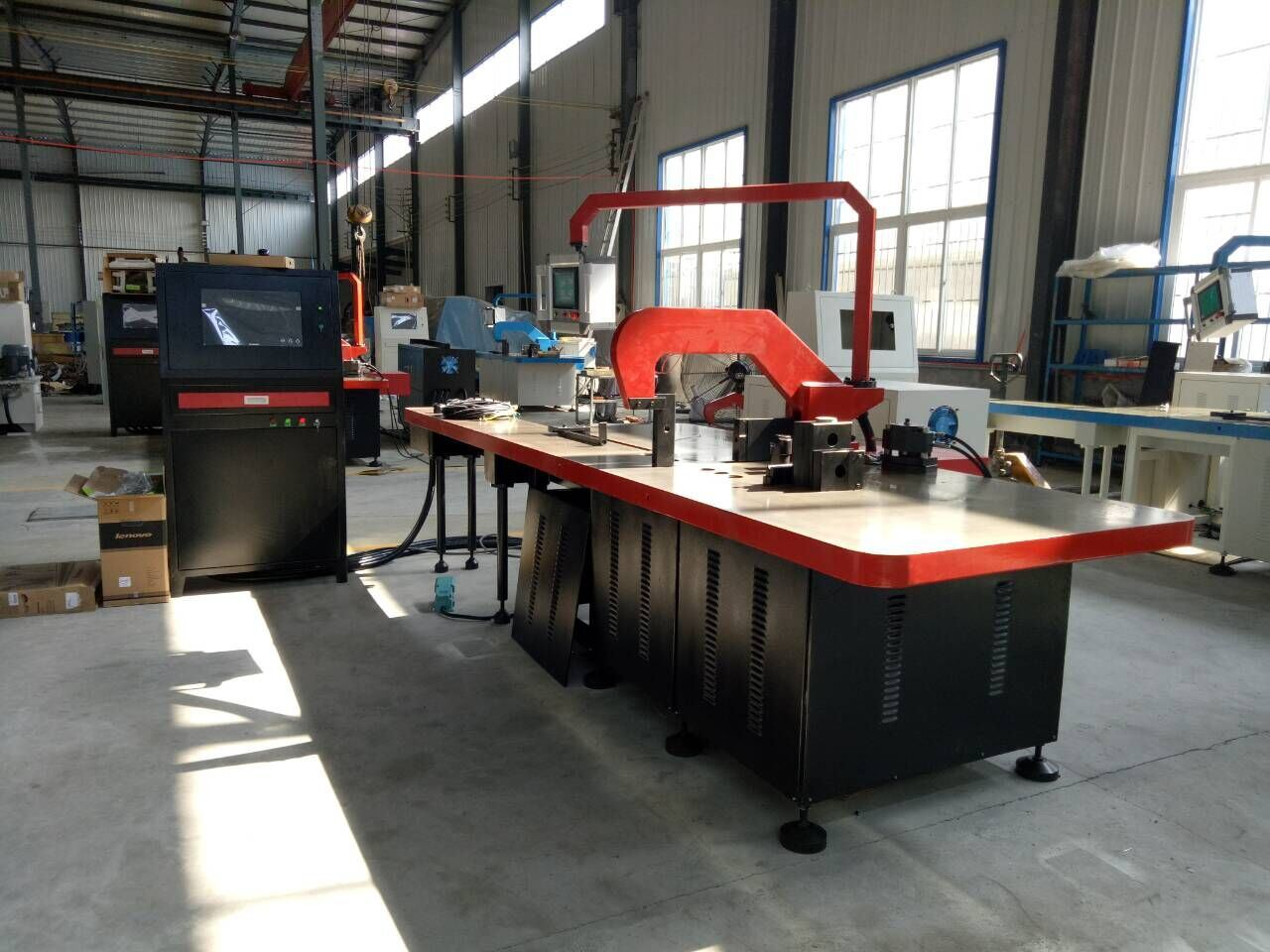 CNC Servo Busbar Bending Machine