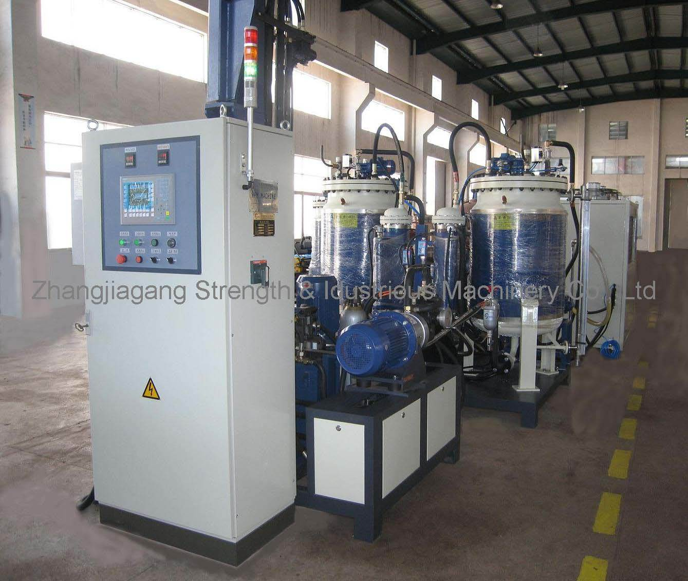High Pressure Foaming Machine (HPM180, HPM100)