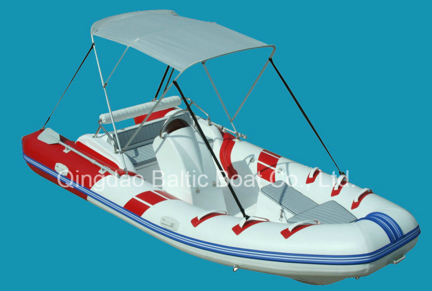 Rigid Inflatable Boat Rib Boat with CE
