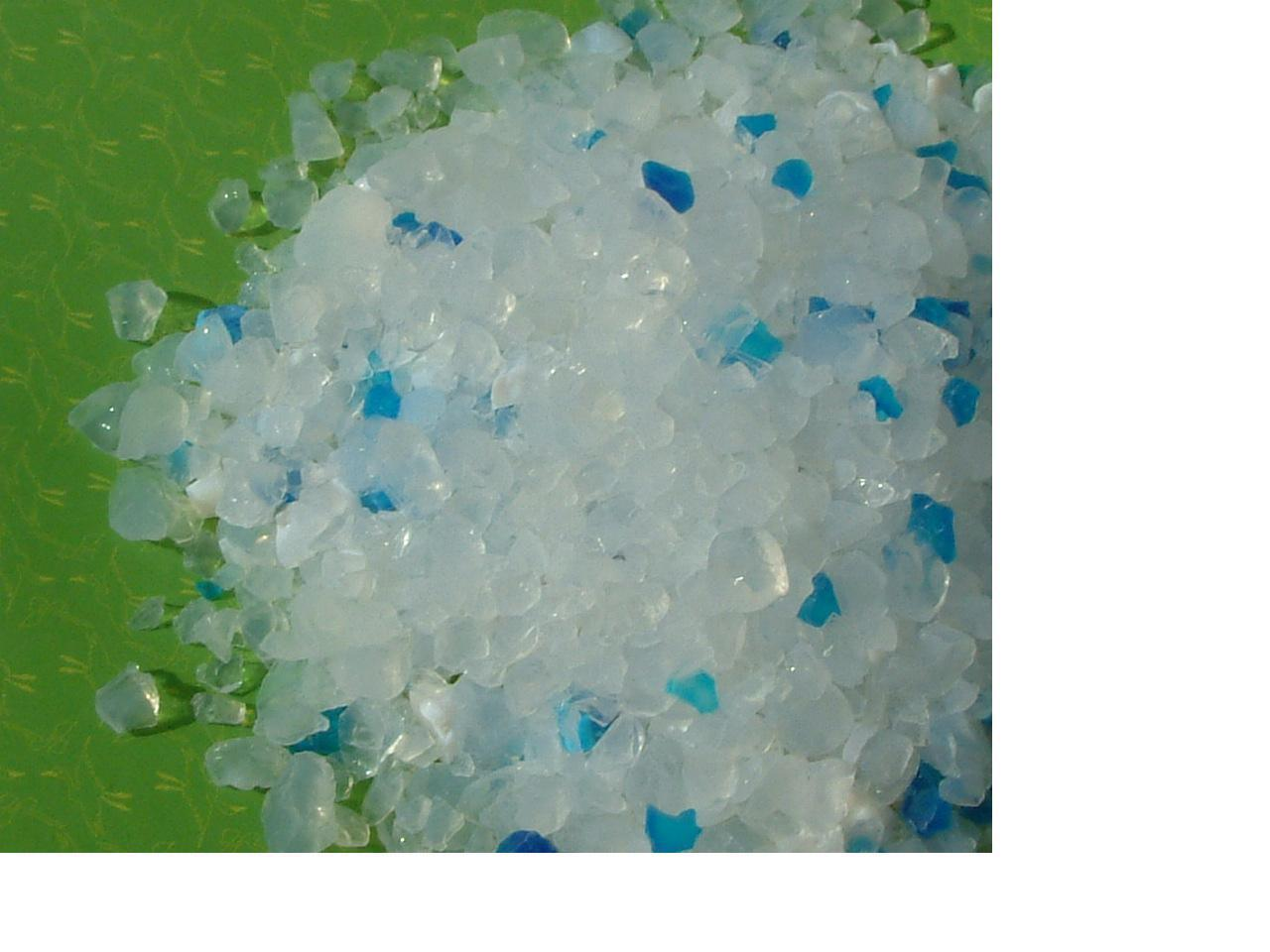 2-8mm Crystal Colored Cat Litter Silica Gel
