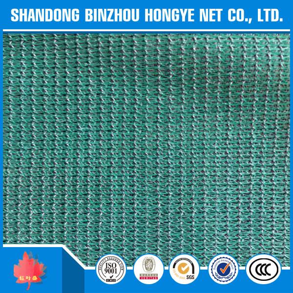 Green Scaffolding Net