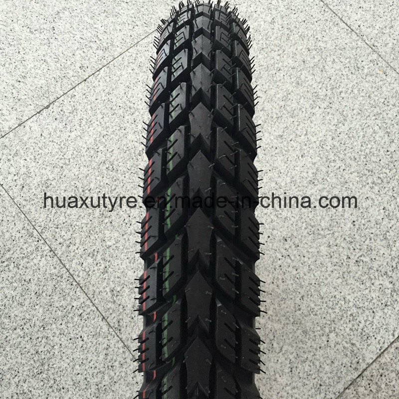 Hot Sale in Africa Market 3.00-18 Motorcycle Tire