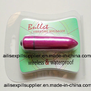 Bullet Vibrator Adult Sex Products for Female with Good Price