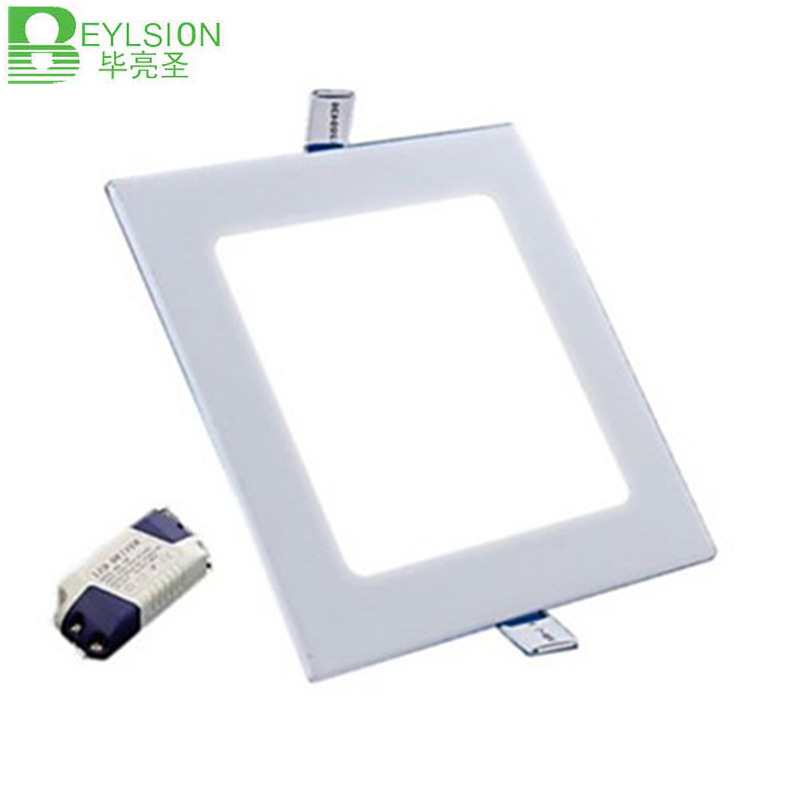 4W Slim Square LED Panel Lamps