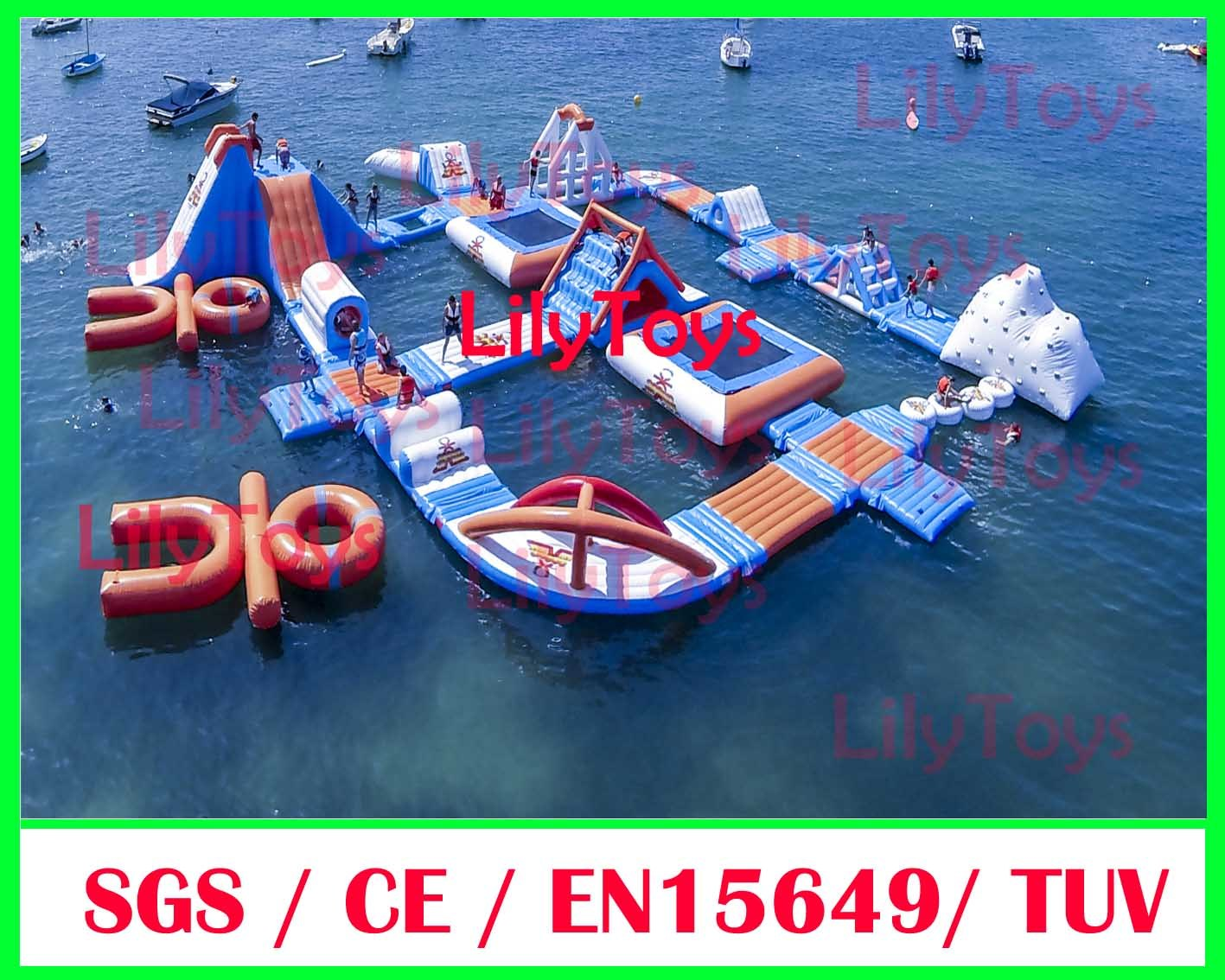 Inflatable Water Park, Water Games, Water Toys, Aqua Park