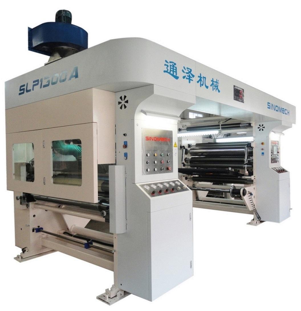 Paper/Film Solventless Laminating Machine
