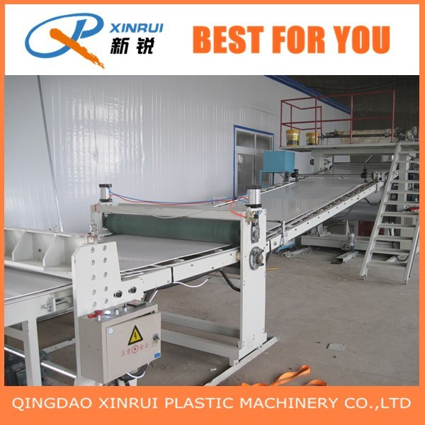 PVC Faux Marble Sheet Production Line Machine