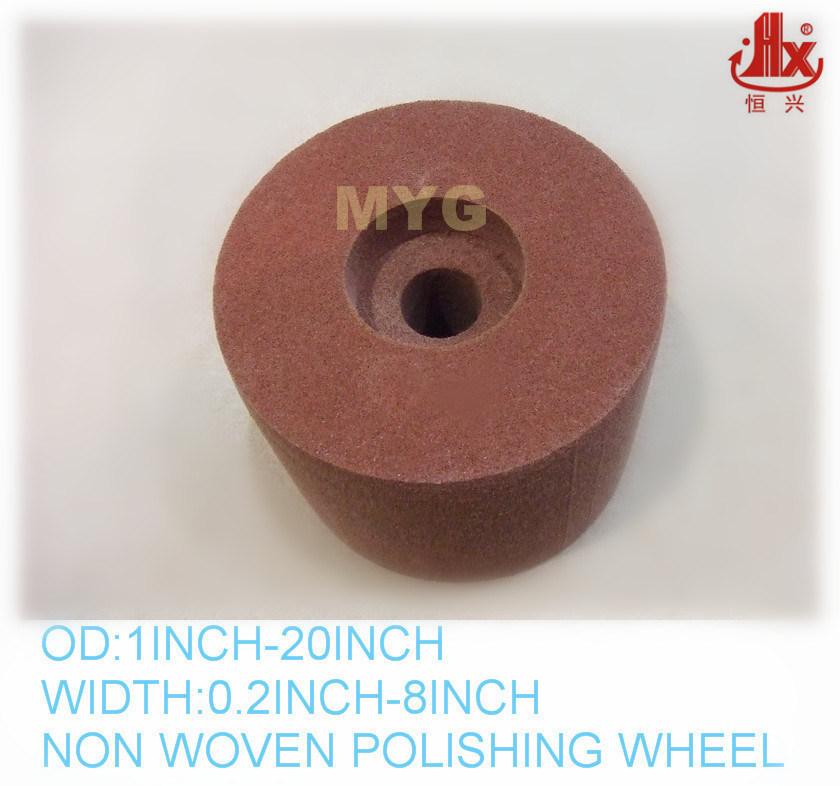 Non Woven Fiber Grinding Wheel