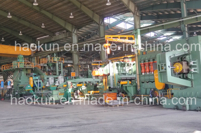 Spiral Pipe Machine Spiral Forming Machine Tack-Final Welding