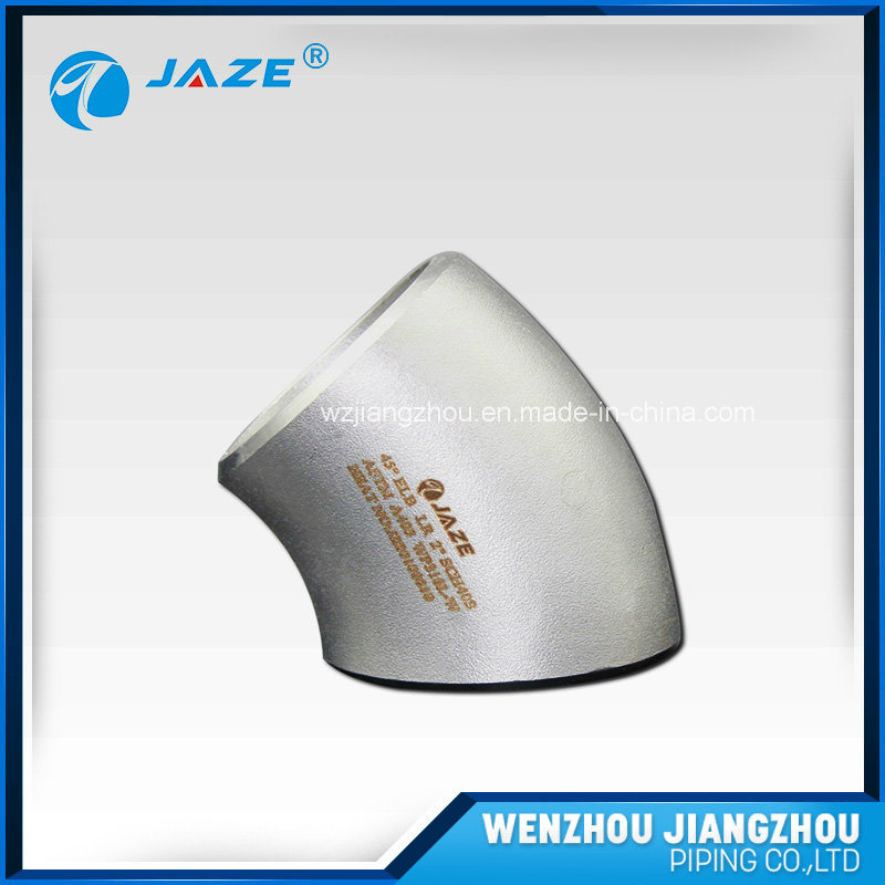 Stainless Steel 45 Degree Seamless Elbow