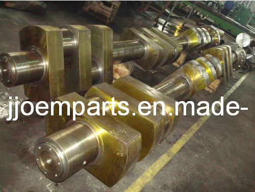 AISI 8620 (20NiCrMo2-2, AISI 8620H) Forged/Forging Crankshafts/Eccentric Shafts/Crank Shafts