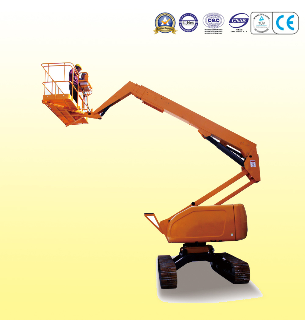 Electric Crank--Type Aerial Working Platform