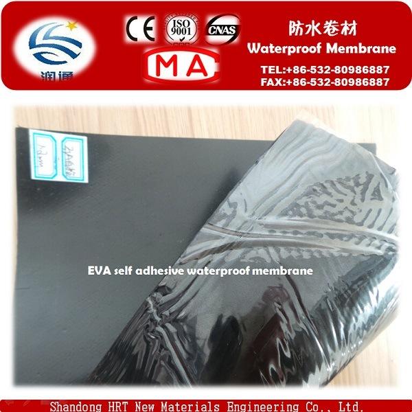 CE Approved Waterproofing Material EVA Self-Adhere Water Board, PVC Membrane