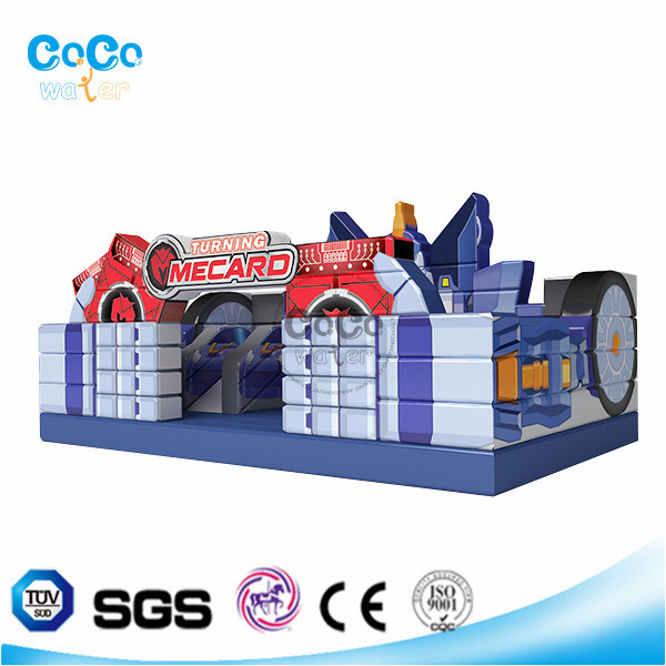 Cocowater Design Theme Inflatable Bouncer LG9010
