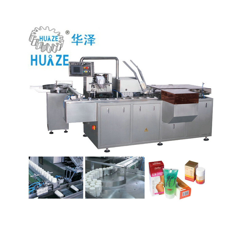 Fully Automactic Cartoning Machine (HZ 100)