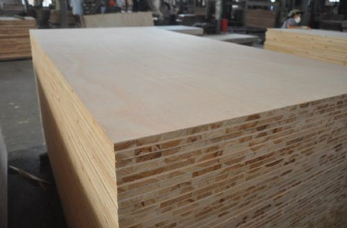 Paulownia Wood Core Blockboard 18mm Sale in Mexico