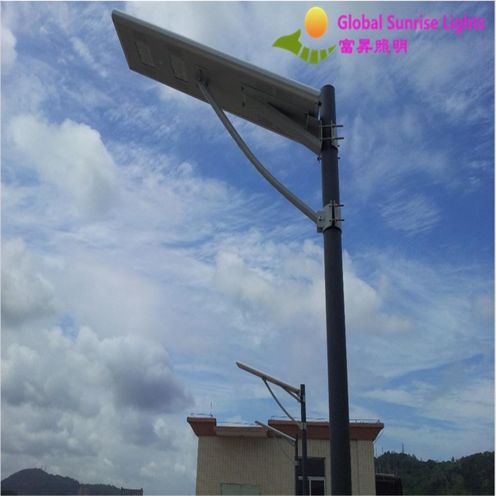 Professional LED Solar Street Lamp, Portable Lighting, Solar Sensor Lighting