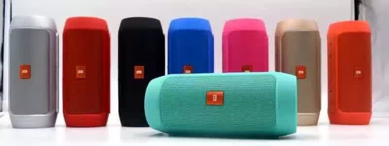Factory Wholesale Waterproof Jbl Charge 2 Wireless Bluetooth Speaker Portable Home Outdoor Stereo Subwoofer Speaker Original Quality