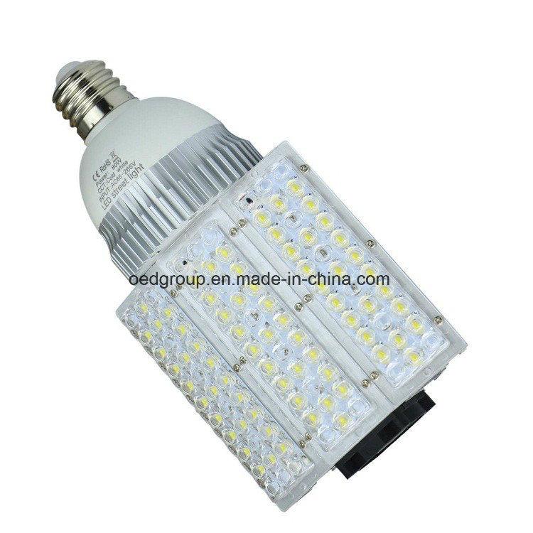 High Power Bridgelux E40 E27 LED Street Light 30W 40W 60W 80W 100W 120W LED Lights Bulbs Yard Garden Road Lighting Lamps