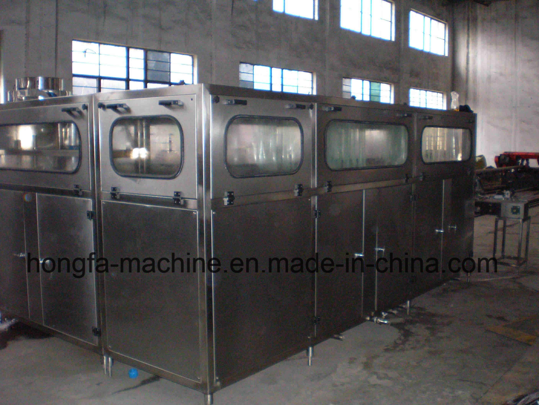 Qgf-600 Full-Automatic 5 Gallon Barrel Bottling Machine