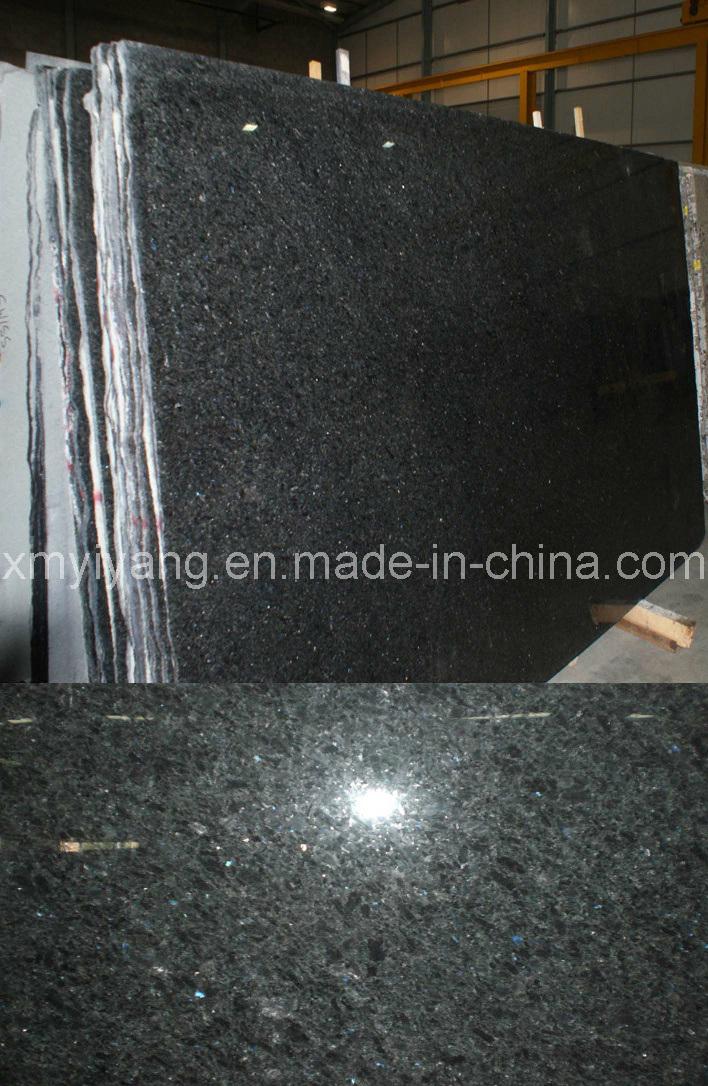 Blue in The Night Granite for Slabs, Countertop, Tiles (YY-VBIN)