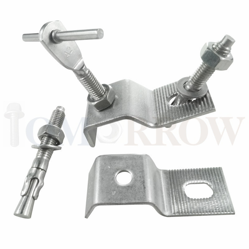 High Quality Stainless Steel 304/316 Marble Angle/Marble Anchor/Z Anchor/L Anchor/Kerf Anchor/Soffit Anchor/Grout in Anchor/Mortar Anchor/Fish Tail Anchor