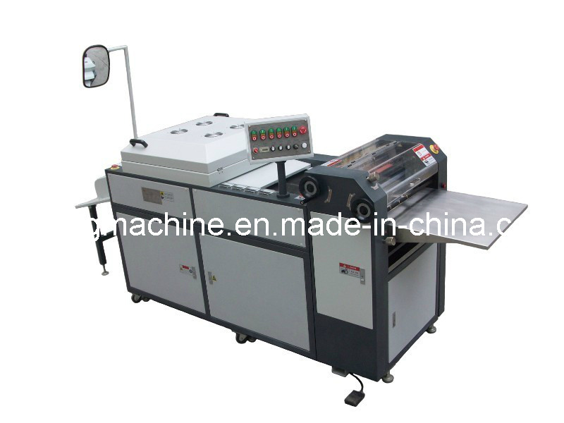 Vsgb-460m Small UV Coater/Coating Machine