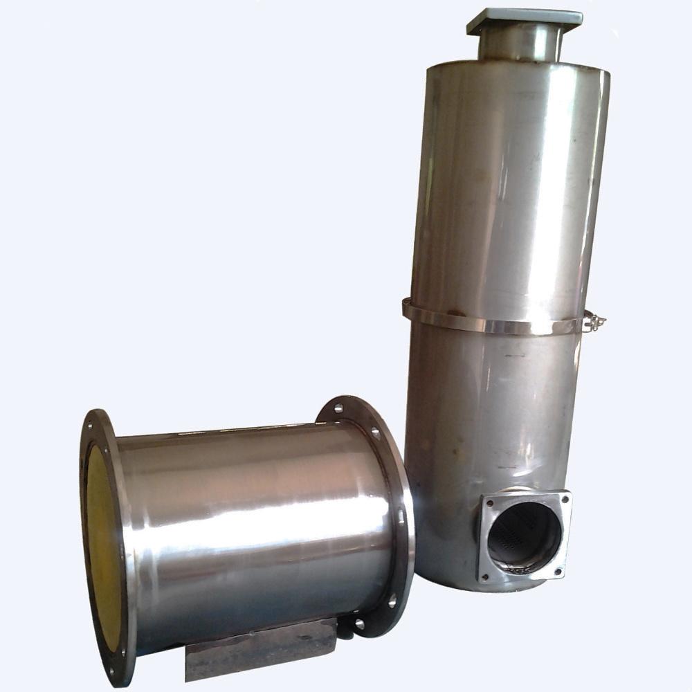 Diesel Engine SCR Catalytic Muffler Catalytic Conveter Silencer