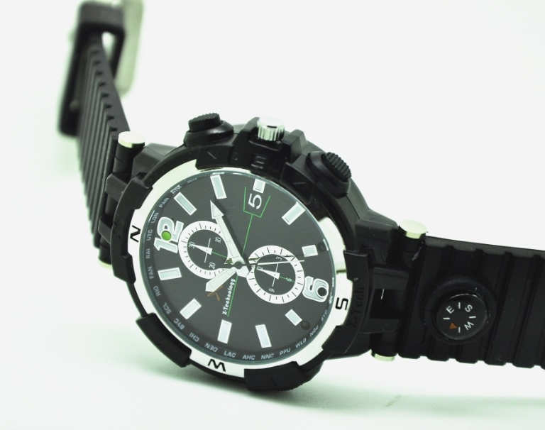 Watch Camera New HD 1080P Video Record Handwrist LED Night Vision Waterproof G Sensor Compass
